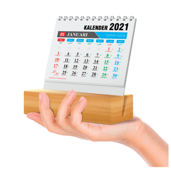 Produk Desk Calendar