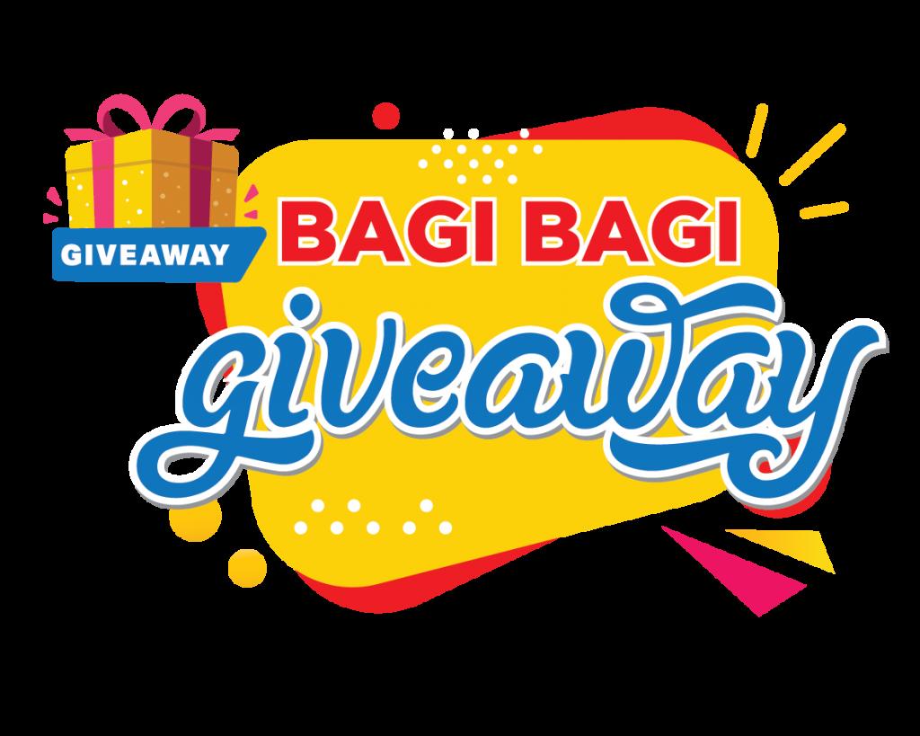 Bagi Bagi giveaway