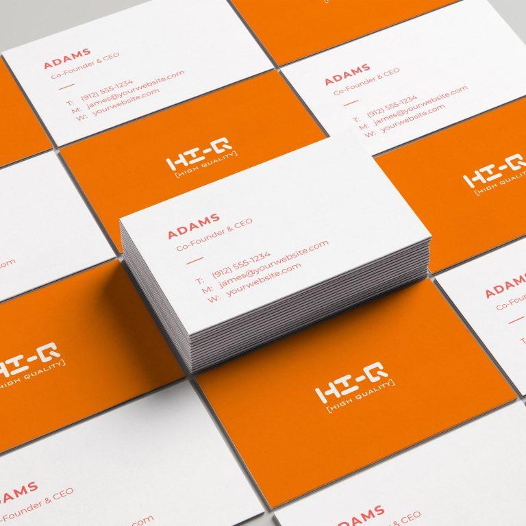 Name Card printing & merchandising